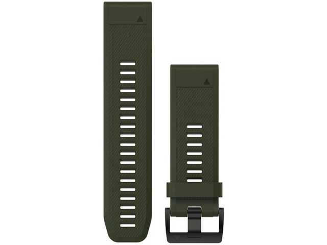 Garmin fenix 5x/3 Silicone Wristband QuickFit 26mm, green